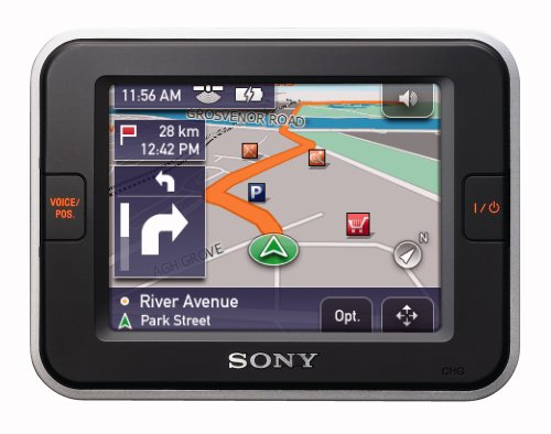 Sony Dispositivos GPS