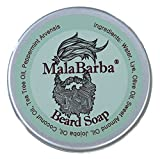 MalaBarba Jabón para Barba Revitalizante Revitalizing Beard Soap 75gr.