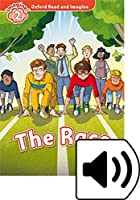 Oxford Read and Imagine: Level 2:: The Race audio CD pack