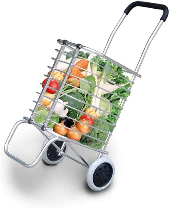 Shopping cart Small Pull discount Portable Folding H Al sold out. Trolley