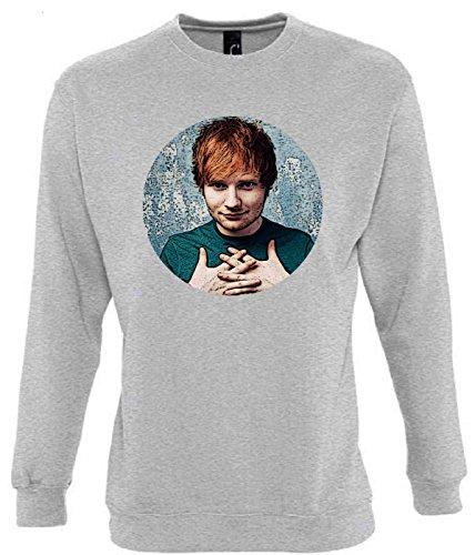 Ed Sheeran Funny Mens & Ladies / Herren & Damen Unisex Sweatshirts (XL