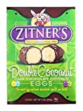 Zitners Double Coconut Dark Chocolate Covered Eggs