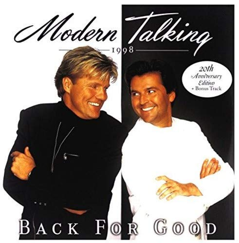 Back For Good 20th Anniversary Edition [Vinyl LP]