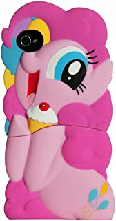 Huckleberry Chara-Covers My Little Pony Pinkie Pie iPhone 5/5S Cell Phone Case
