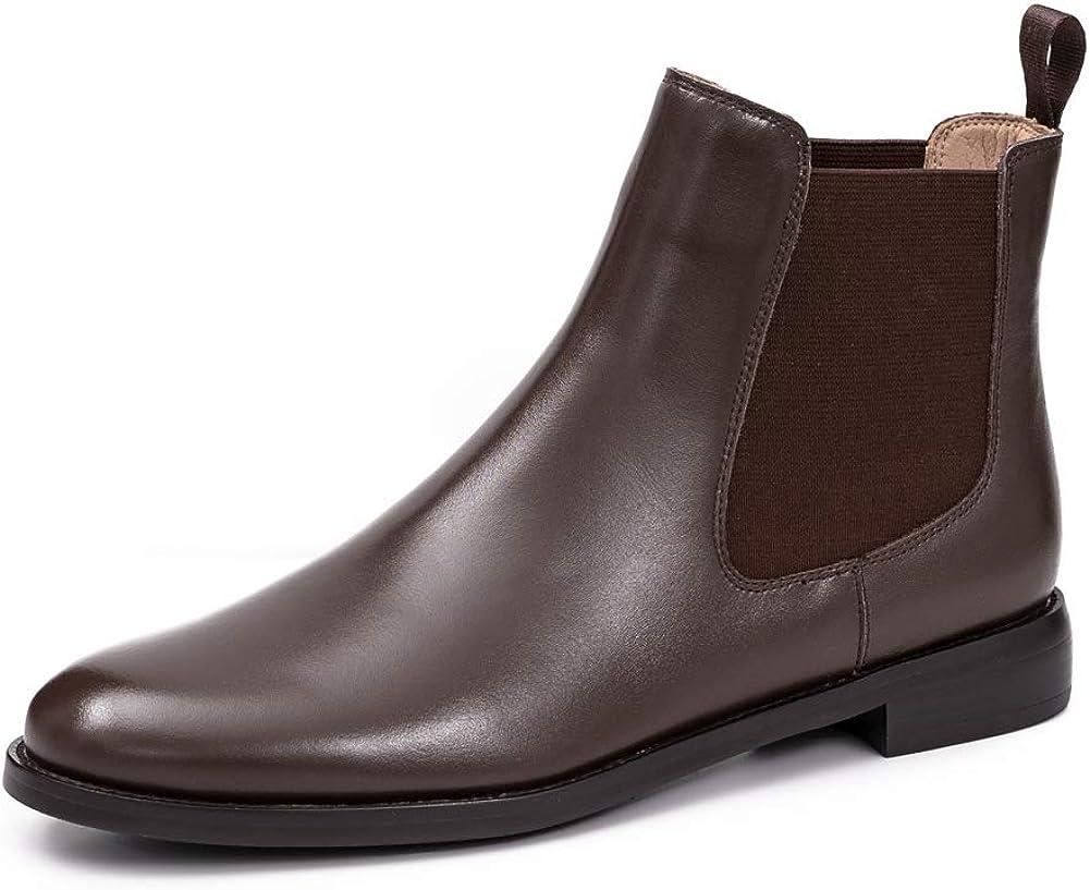 ONEENO 新作からSALEアイテム等お得な商品 満載 Women's Classic Chelsea Leather 大注目 Boots