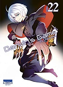 Darwin's Game Edition simple Tome 22