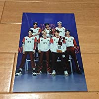 SuperM 全員 大判 ポストカード アジア盤 EXO SHINee NCT NCT127 WayV テミン ベッキョン テヨン カイ ルーカス テン マーク all オール