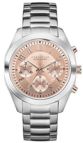 Caravelle New York Reloj de Pulsera 45L143