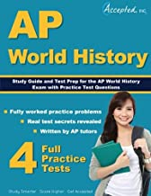 AP World History Study Guide: Test Prep and Practice Test Questions