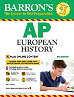 Barron's AP European History with Online Tests (Barron's Test Prep)