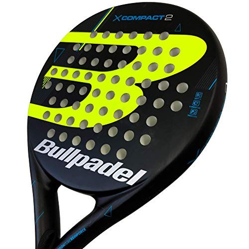 Bullpadel X-Compact 2 Yellow