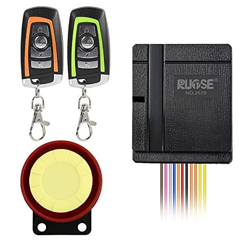 Rupse Kit de Système d'Alarme de Sécurité pour...