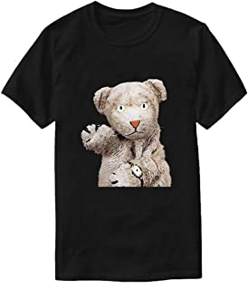 Men's Daniel Striped Tiger T Shirt Gift Idea Novelty Graphic Humor Sarcastic Cool Very Funny Tees