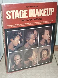Stage Makeup by Richard Corson (1983-04-03)
