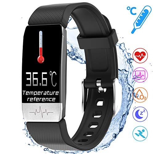 Fitness Armband Temperatur