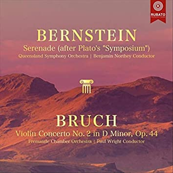 Bernstein: Serenade / Bruch: Violin Concerto (Live)