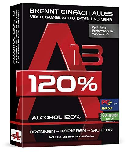 Markt+Technik -  Alcohol 120% 13 -
