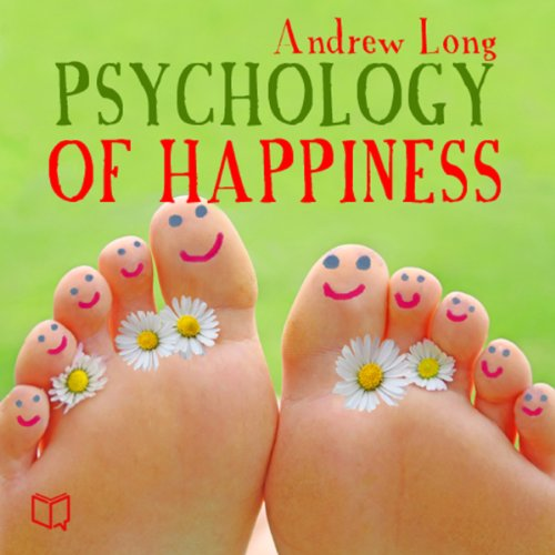 Psychology of Happiness audiobook cover art