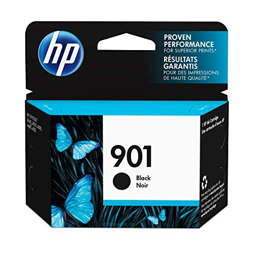 HP Consumables CC653AN#140 HP 901 Black Officejet Ink Car