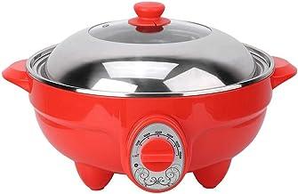DYXYH Électrique Hot Pot électrique Pot multifonctionnel Thermostat électrique Cuisinière électrique Cuisinière Noodle Ménage