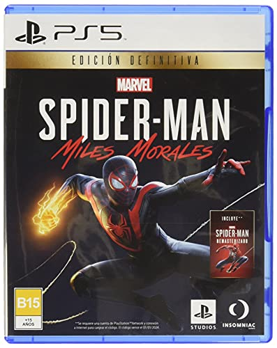 Spider-Man: Miles Morales Ultimate Edition - Ultimate Edition - PlayStation 5
