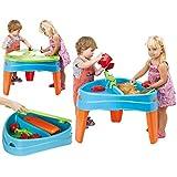 FEBER- Mesa Play Island Table, Color (Famosa 800010238)
