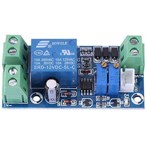 Aufladungs Schutz Brett Speicher Batterie Unterspannung automatisch ein/aus Aufladungssteuer Modul für Blei Säure Lithium Sonnenkollektor Batterie