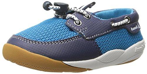 Kamik Aboard Rain Boot (Toddler/Little Kid/Big Kid), Blue, 8 M US Toddler