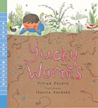 Yucky Worms (Turtleback School & Library Binding Edition) (Read and Wonder)