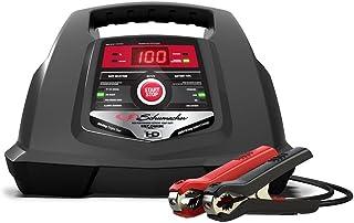 شارژر باتری کاملا اتوماتیک Schumacher SC1281 6 / 12V و استارت موتور 30 / 100A با آزمایش تشخیصی پیشرفته