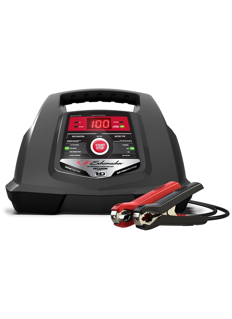 Schumacher SC1281 Automatic Battery Charger