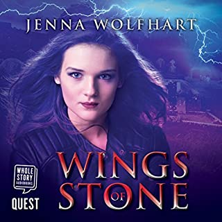 Wings of Stone                   By:                                                                                                                                 Jenna Wolfhart                               Narrated by:                                                                                                                                 Naomi Ostroff                      Length: 4 hrs and 52 mins     Not rated yet     Overall 0.0