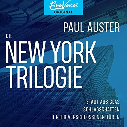 Die New-York-Trilogie Titelbild