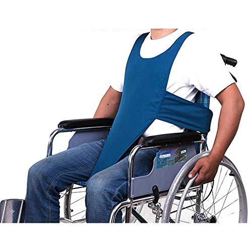 CZL-Wheelchairs Cinturón de Transferencia, Dispositivo de Asistencia de Enfermería Médica de Seguridad para Personas Mayores Terapia Física Ocupacional para Silla de Ruedas Cama