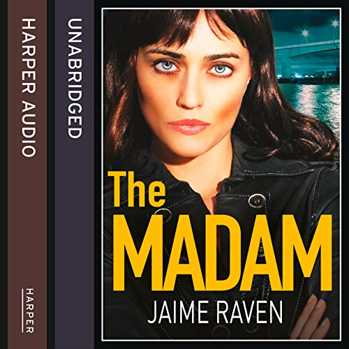 The Madam audiobook cover art