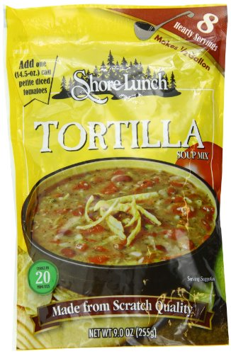 Shore Lunch Tortilla Soup Mix