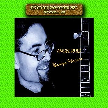 Country Vol. 5: Angel Ruiz-Banjo Stories