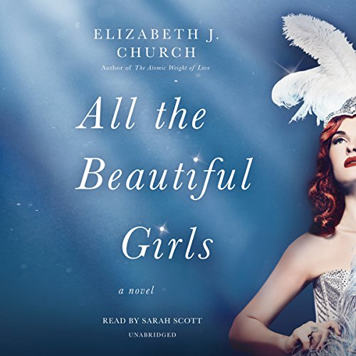All the Beautiful Girls audiobook cover art