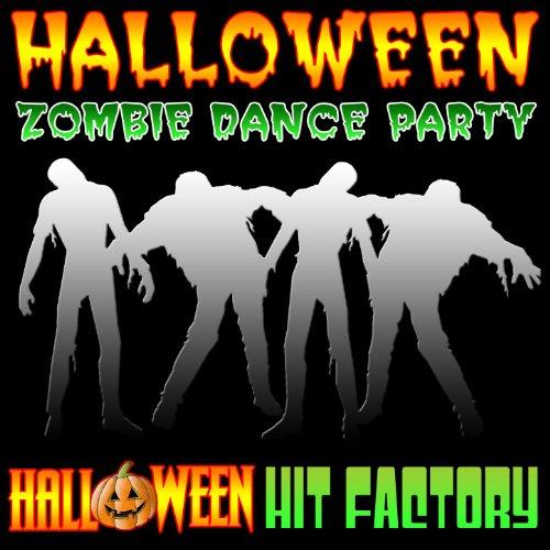 Halloween Zombie Dance Party