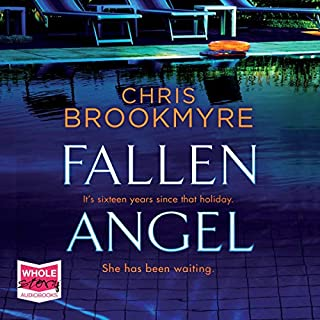 Fallen Angel                   By:                                                                                                                                 Chris Brookmyre                               Narrated by:                                                                                                                                 Cathleen McCarron                      Length: 10 hrs and 5 mins     63 ratings     Overall 4.5