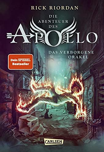 Die Abenteuer des Apollo 1: Das verborgene Orakel: Der erste Band der Bestsellerserie! Für Fantasy-Fans ab 12