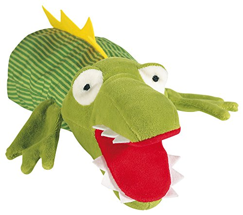 Sigikid 40183 - Marioneta Mano diseño cocodrilo
