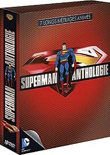 Superman Anthologie - 7 longs métrages animés - Coffret DVD - DC COMICS (B00SV3CCZ4) | Amazon price tracker / tracking, Amazon price history charts, Amazon price watches, Amazon price drop alerts
