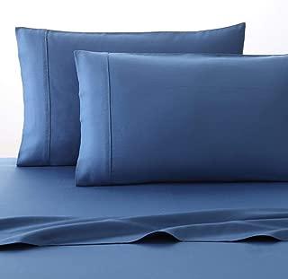 Fiesta Solid Color Sheet Set, Lapis Blue, Queen
