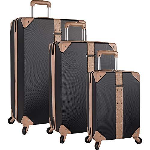 Vince Camuto Laurra Luggage Set … (Black)