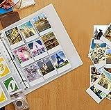Immagine 2 lictin raccoglitore carte card binder