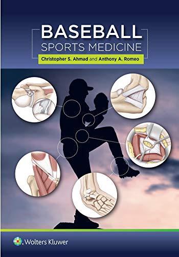 Baseball Sports Medicine (English Edition)