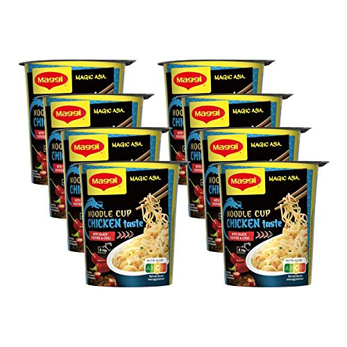 Maggi Magic Asia Chicken Noodle Cup 8 x 63g