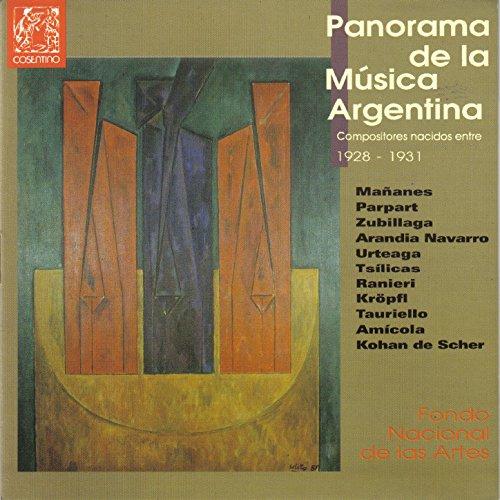 Impromptus en Homenaje a A. Schoenberg, para Orquesta de Cámara