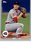 2018 Topps Pro Debut Minor League Baseball Trading Card #15 Jay Groome Greenville Drive